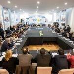 Tigre/Morón. Axel Kicillof se reunió con los Intendentes del Frente de Todos en Tigre, y en Morón Damián Aguilar, Diego Spina y Daniel Larrache se reunieron con el actual Secretario de Economía y Finanzas para comenzar a coordinar la Transición Municipal.