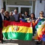 Morón. Con el voto en contra  de Ugartemendía, el Concejo Deliberante repudió el Golpe de Estado en Bolivia.