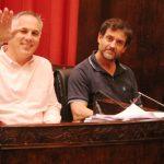 Morón. (Vídeo) Duro señalamiento de Diego Spina a Leandro Ugartemendía: «La Plata de tu Sobresueldo salía de las Coimas…»