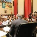 HCD Morón. Asumieron los Concejales Electos y el Frente Renovador ya conduce el Parlamento Moronense.