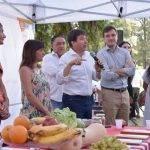 Tarjeta AlimentAR. Segunda jornada de trabajo en Morón junto al ministro Arroyo.