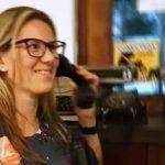 Política. Carolina Bartel, de Secretaria de Medios de Ramiro Tagliaferro a fugaz Vocera de Fernando Espinoza.