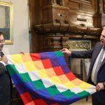 Buenos Aires. Cumbre entre Alberto Fernández y Luis Arce Catacora. Argentina garantiza apoyo para Elecciones Transparentes en Bolivia.
