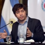 """Buenos Aires. El Gobernador Kicillof destacó """"la presencia del Estado en la Salud"""", porque """"no es un Negocio, es un Derecho""""."""