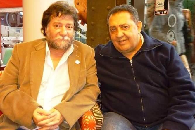 Pérez Leira y Luis D'Elia