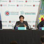 Provincia. Kicillof anunció el pase a Planta Permanente de casi 15 mil Trabajadores Estatales Bonaerenses.