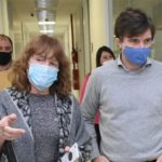 Accidente. Fallece Nora Etchenique, Directora de Hemoterapia bonaerense, quien estuvo reunida con Lucas Ghi ayer.