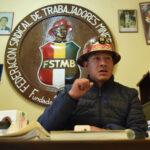 Bolivia. Evo Morales lamentó la muerte del dirigente minero Orlando Gutiérrez tras sufrir un atentado luego de las elecciones.