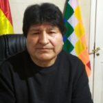 Evo Morales. El Ex Presidente Boliviano recordó a Néstor a 10 Años de su Muerte.