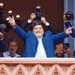 El adiós al Diez. Tres Días de Duelo Nacional por la muerte de Maradona: será Velado en Casa Rosada.