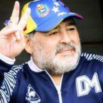 Dolor Nacional. Falleció Diego Armando Maradona