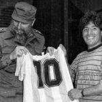 Eternos. Diego Maradona falleció el mismo día que su amigo Fidel Castro