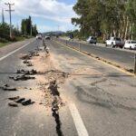 San Juan. El sismo ya tuvo alrededor de 50 réplicas y pueden producirse más hasta por 6 meses.