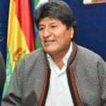 Bolivia. Evo Morales da Positivo de COVID-19 y se mantiene Estable.