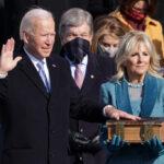 EEUU. Sin la presencia de Trump, asumió Joe Biden, el flamante presidente estadounidense.