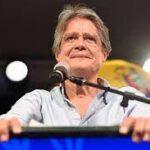 Ecuador. Elecciones. El Neoliberal Guillermo Lasso será el Nuevo Presidente Ecuatoriano.